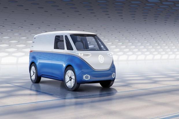 Premiéra elektrického VW I.D. BUZZ CARGO značí příchod nové éry užitkových vozů