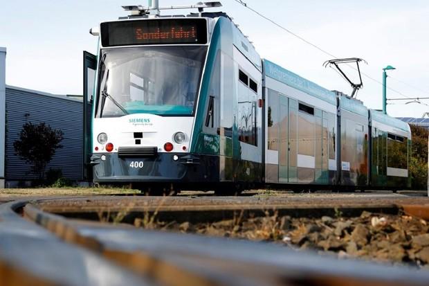 V Německu jezdí první autonomní tramvaj. Postavil ji Siemens