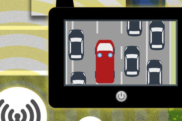 Ford a Vodafone usnadní řidičům správně vytvářet uličky pro vozy záchranářů