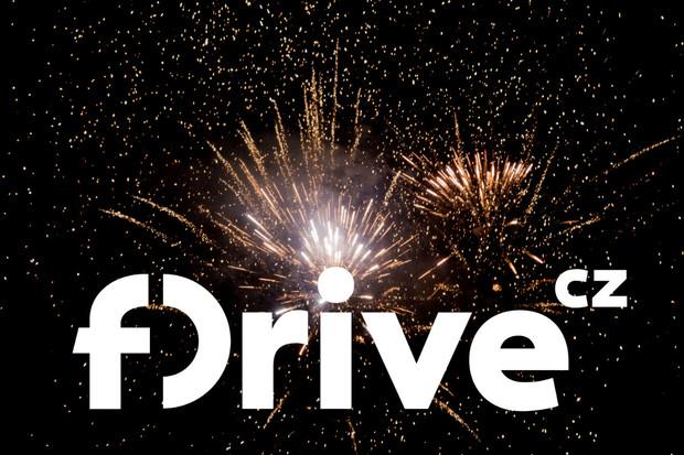 fDrive.cz slaví druhé narozeniny. Děkujeme za vaší neutuchající přízeň!