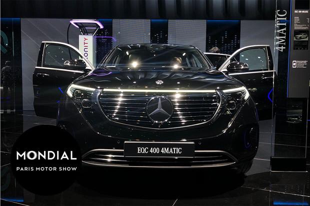 Další elektromobil se zjevem normálního auta? Mercedes EQC takový vskutku je