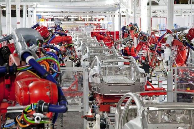 Tesla v Q3 vyrobila rekordních 80 tisíc aut