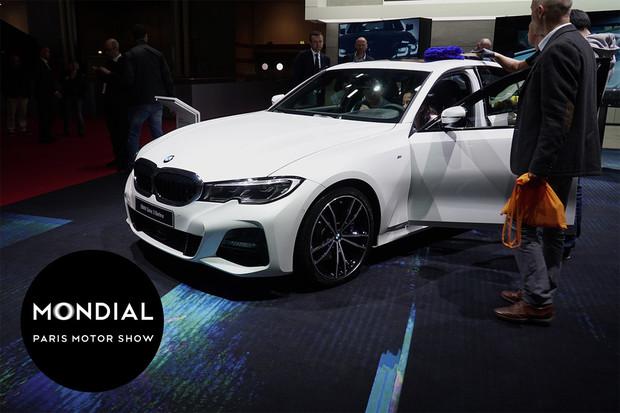 Hleďte na infotainment nového BMW řady 3