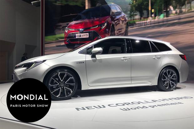Toyota Corolla Touring Sports vsází na dynamičtější design a nový hybridní pohon