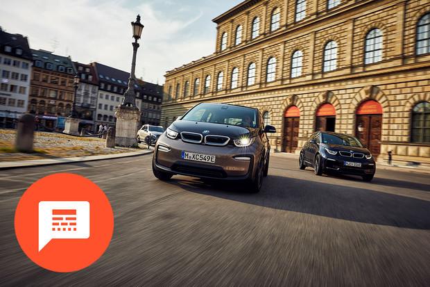 fNews #34: jednorázové platby u nabíječek ČEZu, BMW i3 a autosalon v Paříži