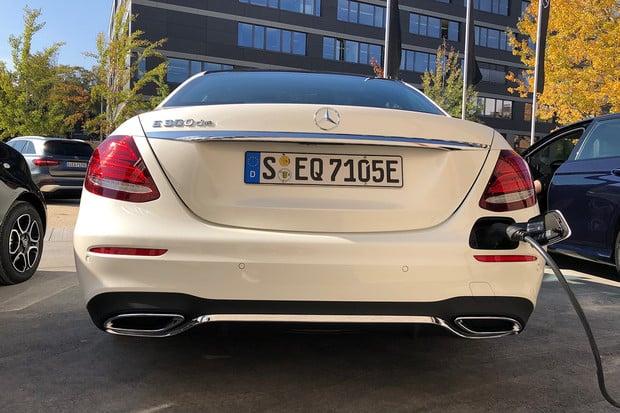 Mercedes má plug-in hybrid s naftovým motorem. Vyzkoušeli jsme ho