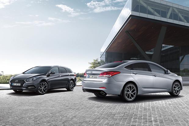 Nová výbava, bezpečnostní prvky i vzhled. To přiváží osvěžený Hyundai i40