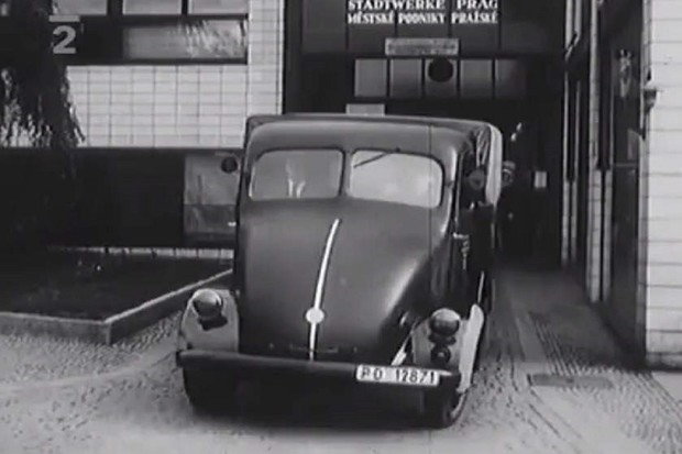 Škodovka měla elektromobil už v roce 1944. Podívejte se jak fungoval