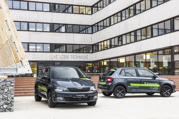 Škoda Auto uvádí na trh platformu Uniqway pro sdílení vozidel