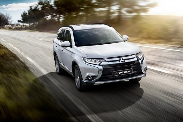 Plug-in hybridní SUV Mitsubishi Outlander slaví 5 let na trhu