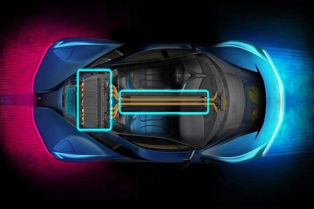Pininfarina staví elektrický supersport za 46 milionů korun. Ujede i Veyronu