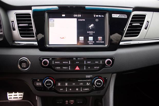Vozy Kia dostanou příští rok nové infotainmenty. I díky partnerství s Vodafonem