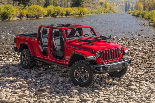 Právě představený Jeep Gladiator nadchne všechny vyznavače čtyřkolek