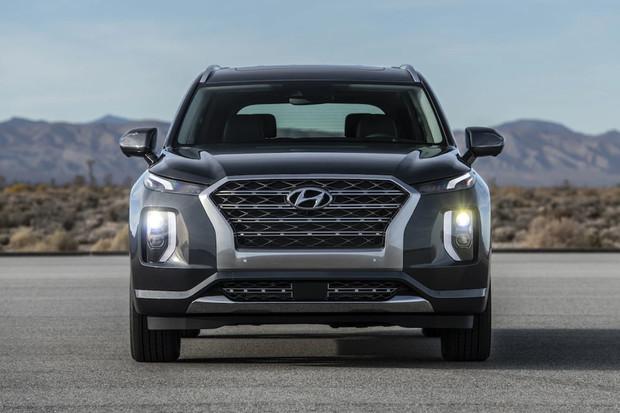 Zbrusu nový Hyundai Palisade pojme až 8 pasažérů a nabídne bohatou výbavu