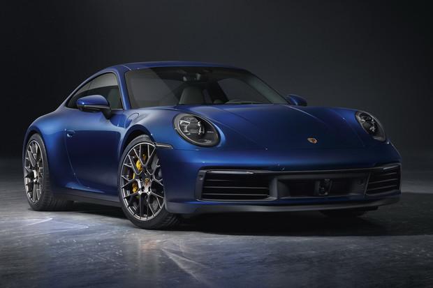 Nové Porsche 911 představené v Los Angeles umně snoubí tradici s inovací
