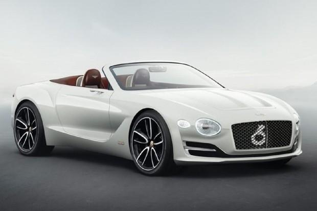 Je libo elektrické Bentley? Dočkáte se, vzkazuje automobilka