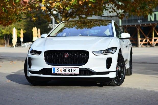 Jaguar I-PACE si nově můžete koupit i na Alze