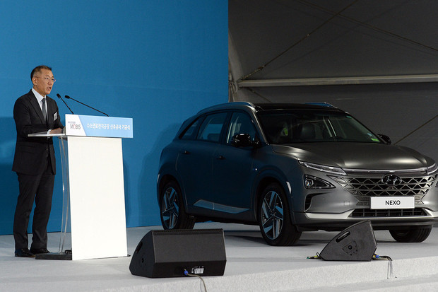 Hyundai společně s dodavateli investuje 153 miliard korun do vodíku