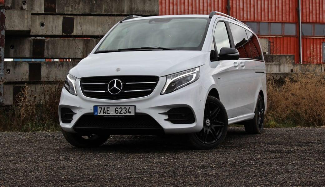 Mercedes-Benz V250d4MATICNightEdition
