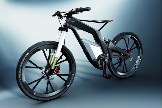E-bike Wörthersee je elektrické kolo od Audi