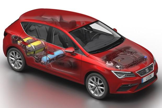 SEAT Leon CNG dostal nový motor 1.5 TGI Evo s vyšším výkonem a hospodárností