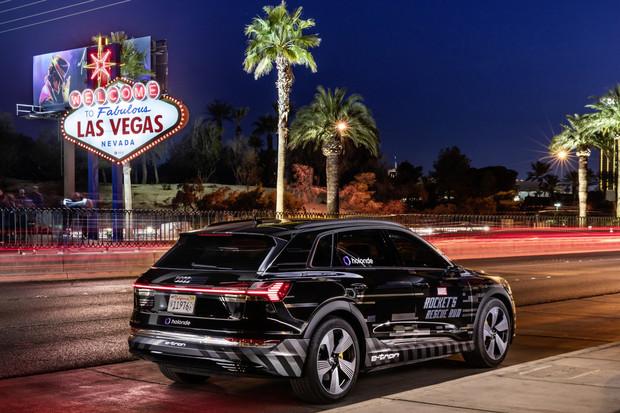 Audi na CES přivezlo speciální virtuální realitu Holoride. Vyzkoušeli jsme ji