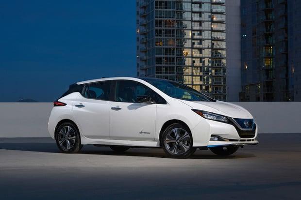 Nissan představil Leaf e+ s 62kWh baterií. Má větší dojezd i výkonnější motor