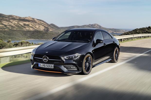 Mercedes na CESu ukázal nové CLA. Má chytřejší infotainment než třída A