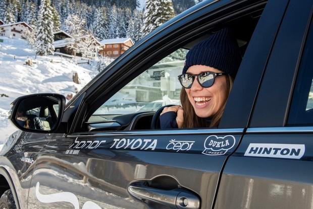 Toyota je novým generálním partnerem Českého olympijského výboru