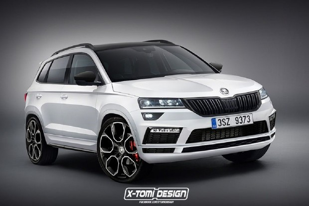 Škoda chystá Karoq RS. Spekuluje se o plug-in hybridu