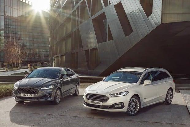 Omlazený Ford Mondeo dostal nový motor a hybridní pohon také pro karoserii kombi