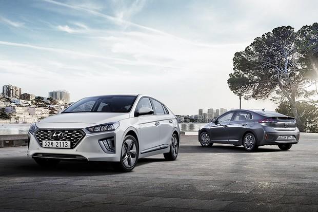 Hyundai modernizuje Ioniq. Dostane nový infotainment i větší baterii