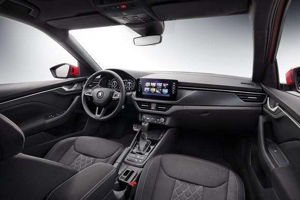 Škoda Kamiq pro Evropu odhaluje svůj nově pojatý interiér