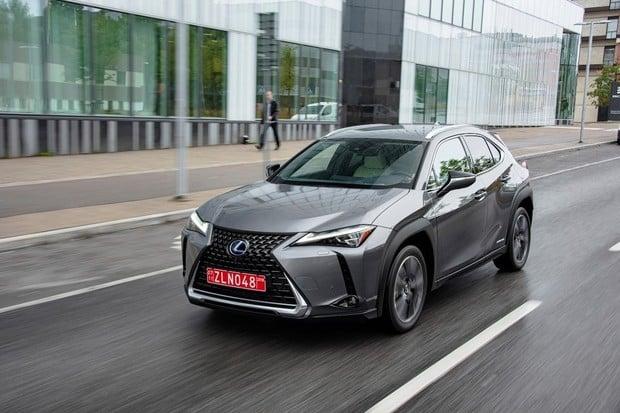 Prodeje Lexusu vzrostly v Evropě meziročně o 5%. Hybridy tvoří 95% prodejů