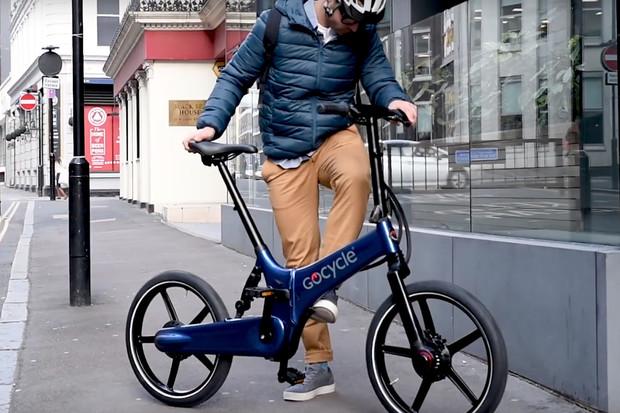 V dubnu zamíří na trh elektrické kolo od designéra McLarenu