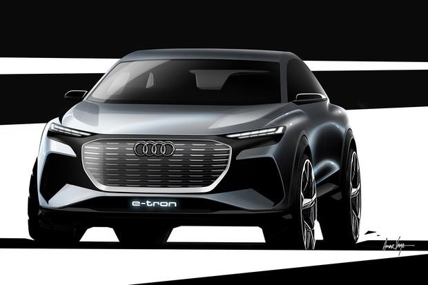 Audi v Ženevě ukáže koncept Q4 e-tron. Do výroby půjde koncem příštího roku