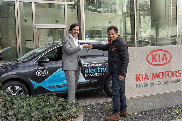 Kia začíná zkoumat trendy v elektromobilitě. Není na to však sama
