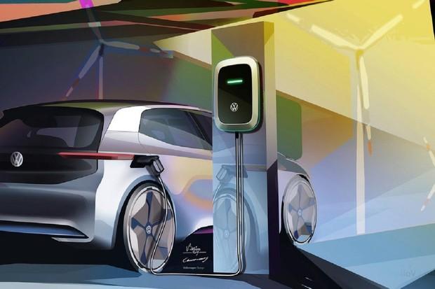 Volkswagen I.D. bude průkopníkem trvale udržitelné mobility