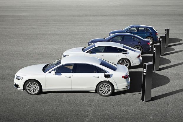 Audi elektrifikuje. V Ženevě ukáže hned několik plug-in hybridních modelů