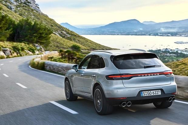 Porsche bude mít do tří let elektrický Macan. Představení je na spadnutí