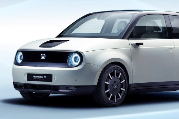 Honda e bude stát na zcela nové platformě vytvořené pro elektromobily