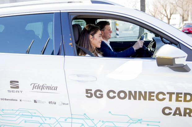 Mobilní sítě 5. generace změní nejen svět chytrých telefonů, ale také automobilů