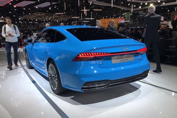 Audi do Ženevy přivezlo hned čtyři nové plug-in hybridy s vysokým výkonem