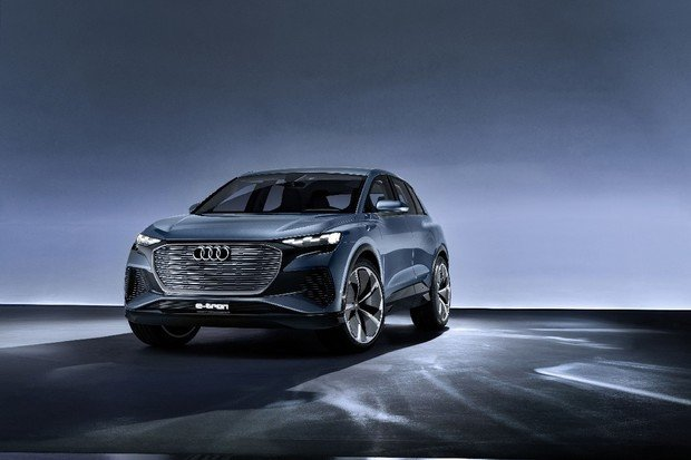 Audi Q6 e-tron, dorazí v roce 2022. Bude to další elektrické SUV