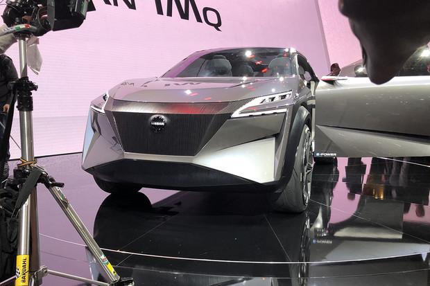 Nissan IMQ nastiňuje budoucí crossovery
