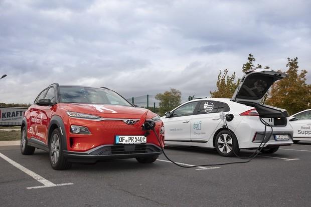 Elektromobil může sloužit i jinak než jen jako dopravní prostředek