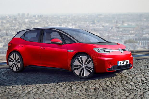 Volkswagen I.D. prý půjde předobjednat už v květnu