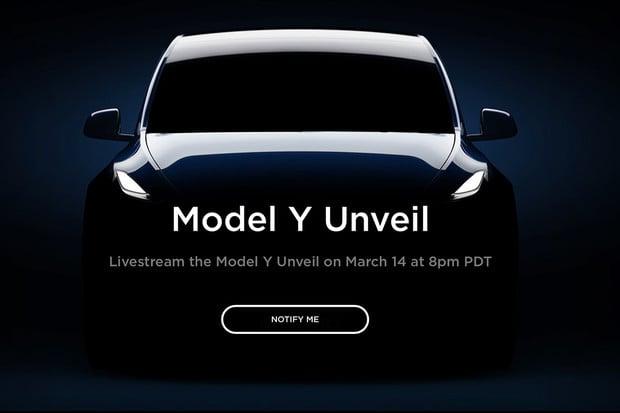 Model Y dělí od premiéry jen hodiny. Tesla se tak stane S3XY (i pro fandy crossoverů)