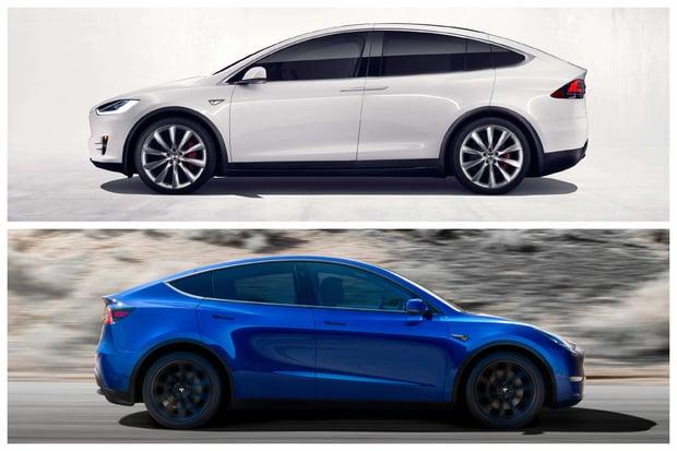 Tesla Model X, nebo Model Y? Porovnali jsme nejen dojezd a cenu