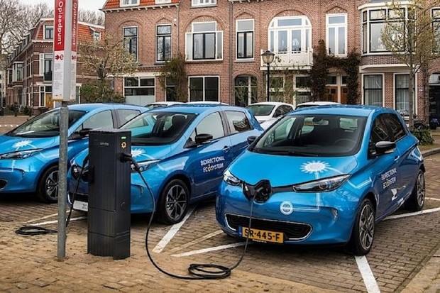 Prodeje aut do zásuvek v Evropě za leden vyrostly více než dvojnásobně